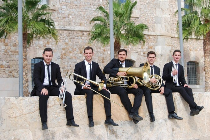 Wonder Brass Quintet